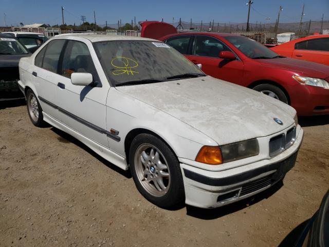 Salvage cars for sale from Copart San Martin, CA: 1996 BMW 328 I Automatic