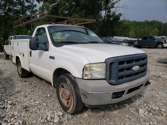 Salvage cars for sale from Copart Loganville, GA: 2006 Ford F250 Super