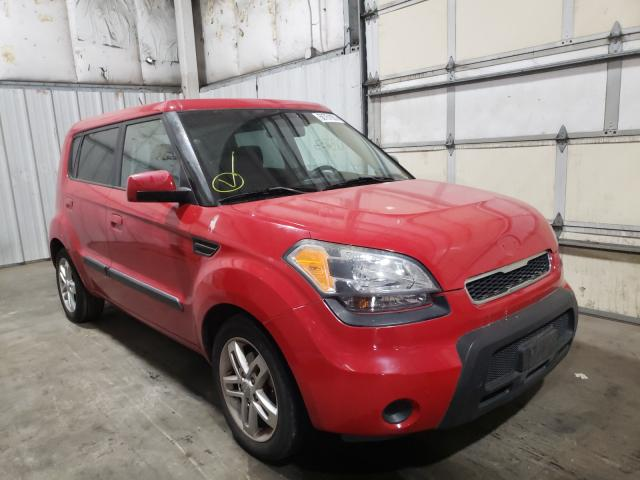 Salvage cars for sale from Copart Woodburn, OR: 2010 KIA Soul