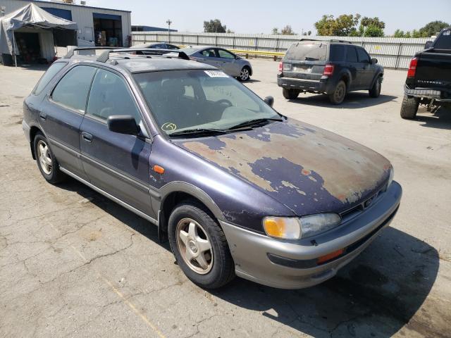 1996 Subaru Impreza OU en venta en Bakersfield, CA