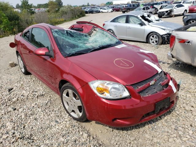 Salvage cars for sale from Copart Lansing, MI: 2010 Chevrolet Cobalt 2LT