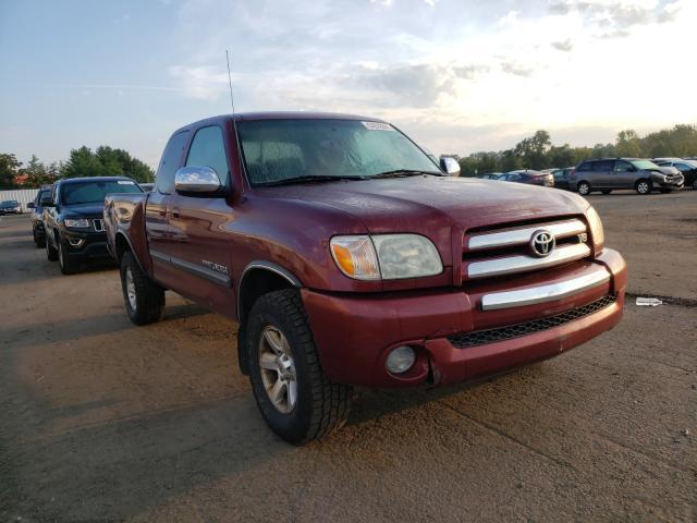 Vehiculos salvage en venta de Copart New Britain, CT: 2005 Toyota Tundra ACC