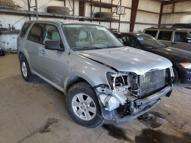 Mercury salvage cars for sale: 2008 Mercury Mariner