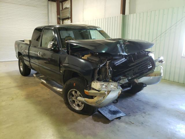 Salvage cars for sale from Copart Lufkin, TX: 1999 GMC New Sierra