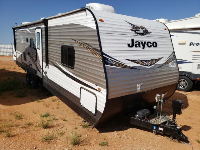 Jayco JAY Flight salvage cars for sale: 2019 Jayco JAY Flight