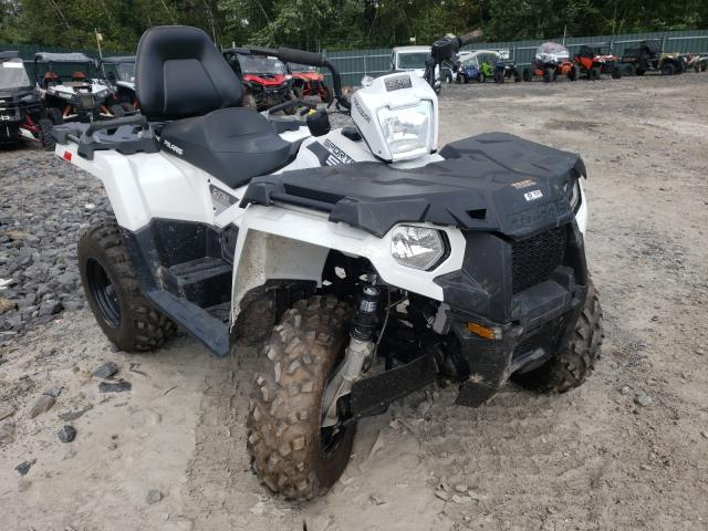 Salvage cars for sale from Copart Duryea, PA: 2016 Polaris Sportsman
