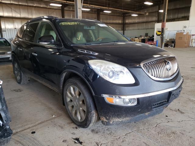 Vehiculos salvage en venta de Copart Des Moines, IA: 2012 Buick Enclave