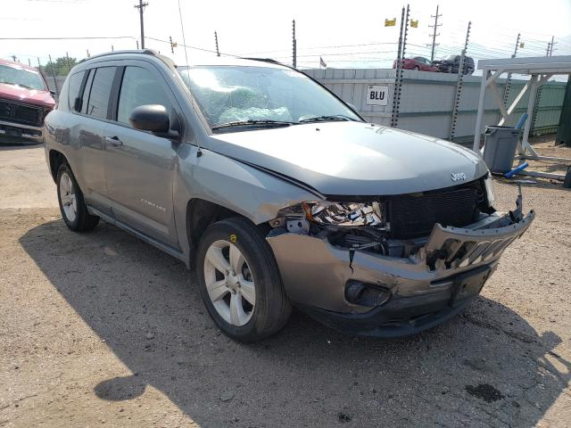 Jeep Compass salvage cars for sale: 2011 Jeep Compass
