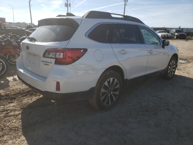 2017 SUBARU OUTBACK 3.6R LIMITED, 4S4BSENCXH3****** - 4