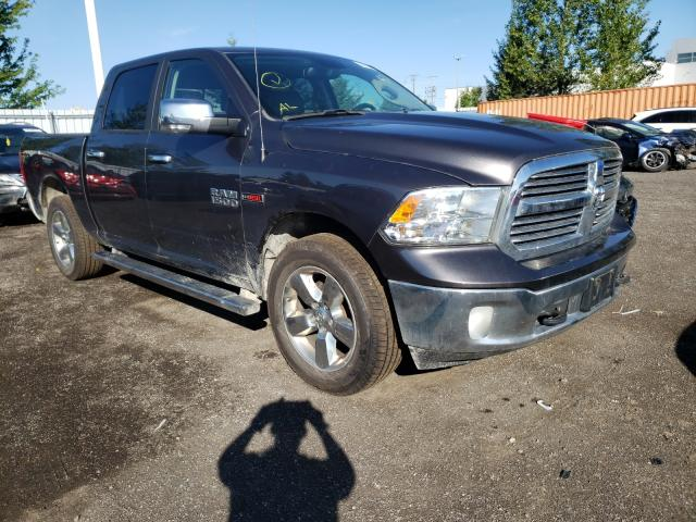 Salvage cars for sale from Copart Bowmanville, ON: 2016 Dodge RAM 1500 SLT