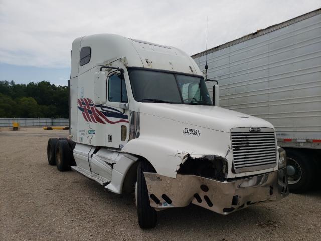Vehiculos salvage en venta de Copart Wilmer, TX: 1999 Freightliner Convention