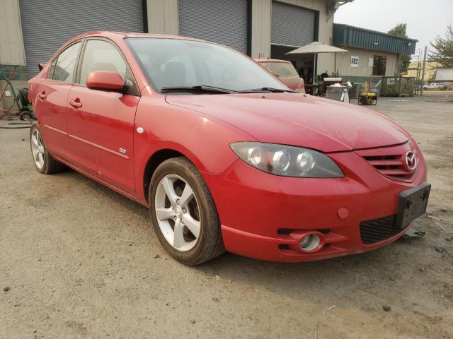 Salvage cars for sale from Copart Eugene, OR: 2005 Mazda 3 S