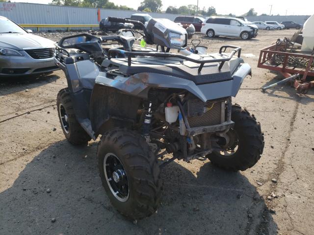 Salvage 2021 POLARIS ATV - Small image. Lot 56604551