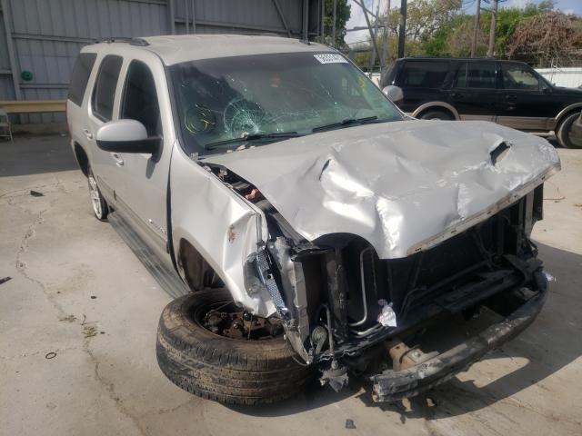 Salvage cars for sale from Copart Corpus Christi, TX: 2009 GMC Yukon SLE
