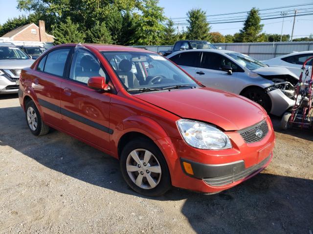 Vehiculos salvage en venta de Copart Finksburg, MD: 2009 KIA Rio Base