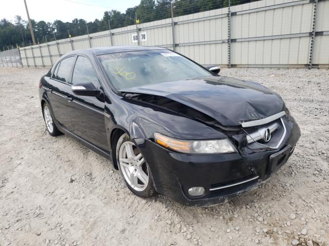 Acura salvage cars for sale: 2007 Acura TL