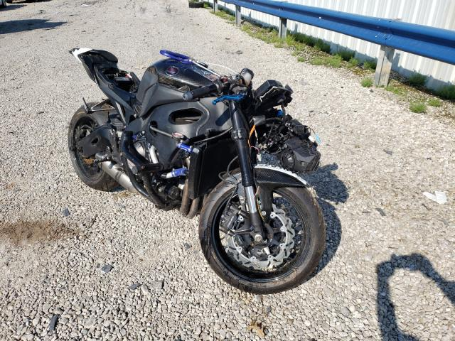 Salvage cars for sale from Copart Rogersville, MO: 2012 Honda CBR1000 RR