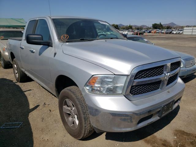 Salvage cars for sale from Copart San Martin, CA: 2014 Dodge RAM 1500 SLT