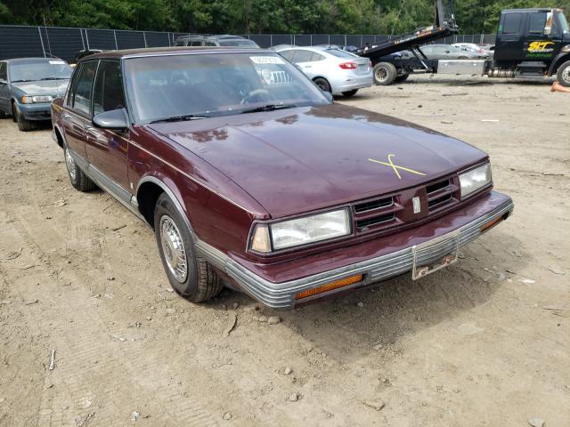 Oldsmobile salvage cars for sale: 1990 Oldsmobile Delta 88 R