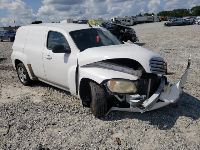 Salvage trucks for sale at Tifton, GA auction: 2011 Chevrolet HHR Panel
