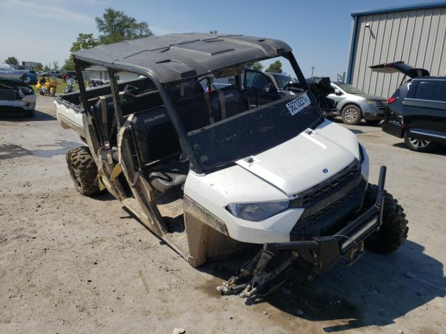 Salvage cars for sale from Copart Sikeston, MO: 2019 Polaris Ranger CRE