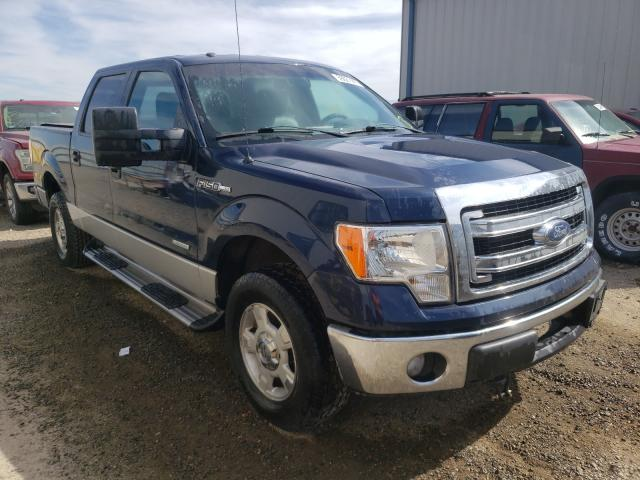 Ford F-150 salvage cars for sale: 2013 Ford F-150