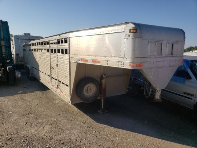 EBY salvage cars for sale: 2007 EBY Trailer