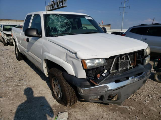 Salvage cars for sale from Copart Columbus, OH: 2004 Chevrolet Silverado