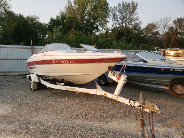 Larson salvage cars for sale: 1997 Larson Boat