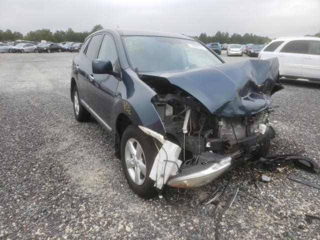 Salvage cars for sale from Copart Fredericksburg, VA: 2013 Nissan Rogue S