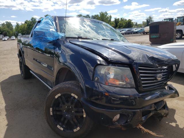 Vehiculos salvage en venta de Copart New Britain, CT: 2006 Ford F150