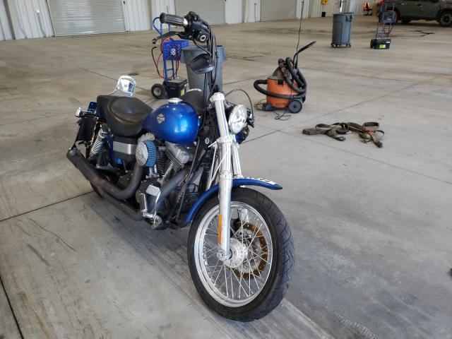 Salvage cars for sale from Copart Avon, MN: 2007 Harley-Davidson Fxdbi Cali