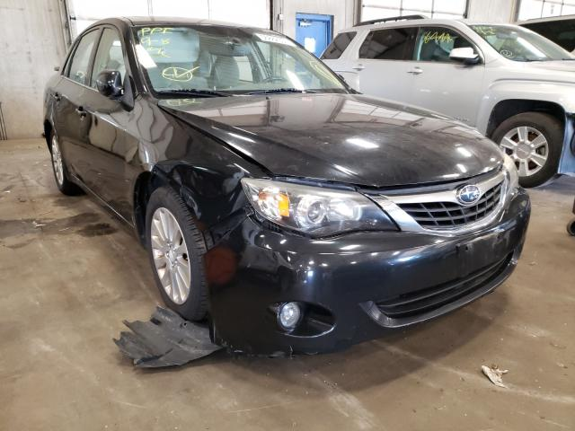 Salvage cars for sale from Copart Blaine, MN: 2009 Subaru Impreza 2