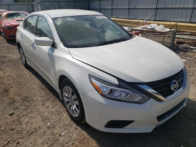 Salvage cars for sale at Florence, MS auction: 2016 Nissan Altima 2.5