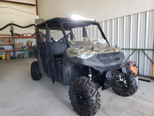 Salvage cars for sale from Copart Florence, MS: 2020 Polaris Ranger CRE