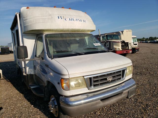 Vehiculos salvage en venta de Copart Houston, TX: 2003 Ford Econoline