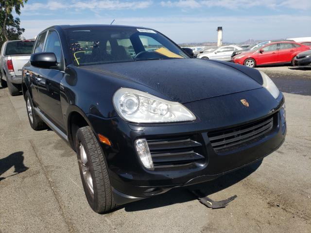Vehiculos salvage en venta de Copart Martinez, CA: 2008 Porsche Cayenne S