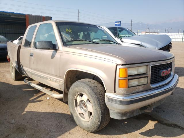 Salvage cars for sale from Copart Colorado Springs, CO: 1997 GMC Sierra K15