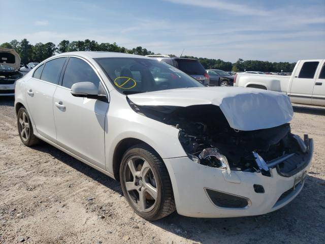 Salvage cars for sale from Copart Houston, TX: 2012 Volvo S60 T5