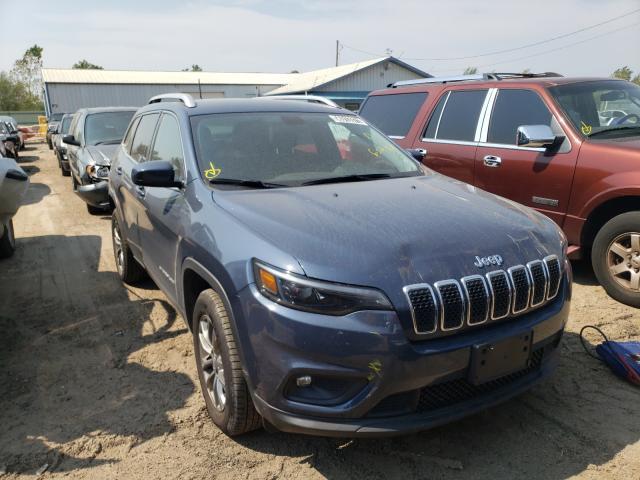 Vehiculos salvage en venta de Copart Pekin, IL: 2020 Jeep Cherokee L