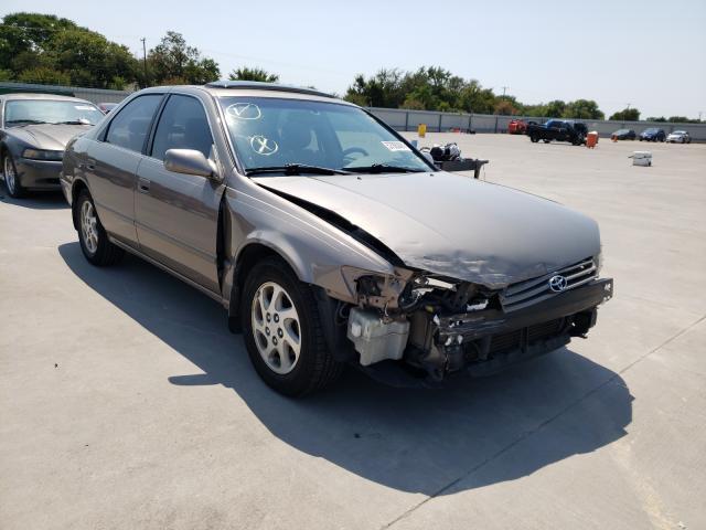 Vehiculos salvage en venta de Copart Wilmer, TX: 1999 Toyota Camry LE