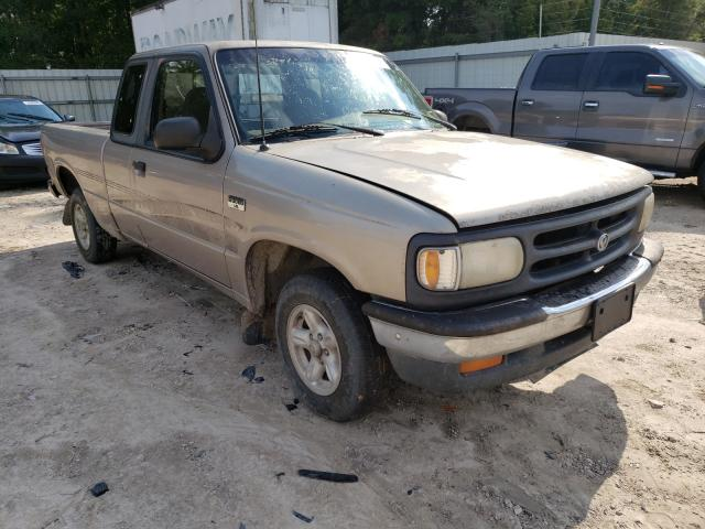 Salvage cars for sale from Copart Midway, FL: 1996 Mazda B3000 Cab