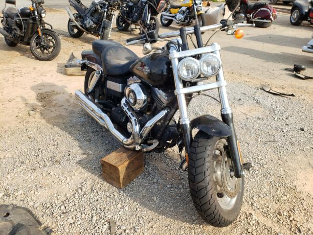 Salvage cars for sale from Copart Tanner, AL: 2013 Harley-Davidson Fxdf Dyna
