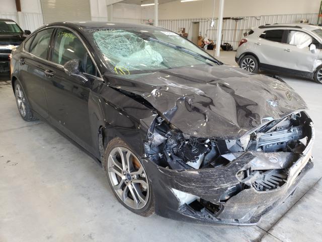 Vehiculos salvage en venta de Copart Avon, MN: 2019 Ford Fusion SEL