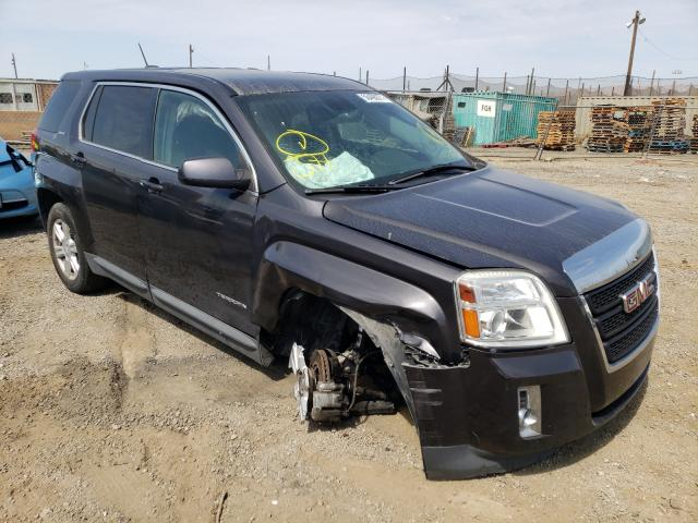 Salvage cars for sale from Copart San Martin, CA: 2015 GMC Terrain SL