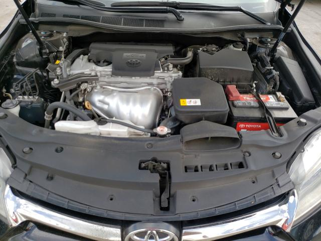 2017 TOYOTA CAMRY LE 4T1BF1FK7HU403835