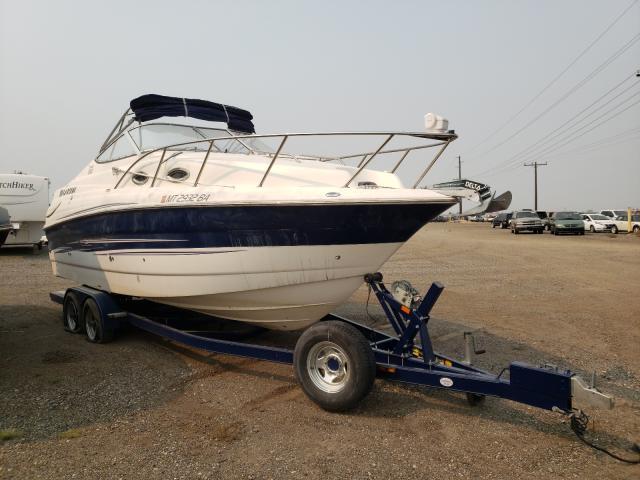 Larson salvage cars for sale: 2010 Larson Boat