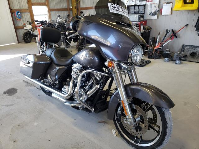 Salvage cars for sale from Copart Rogersville, MO: 2014 Harley-Davidson Flhx Street
