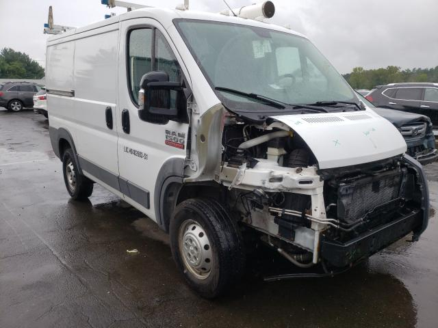Salvage cars for sale from Copart New Britain, CT: 2015 Dodge RAM Promaster