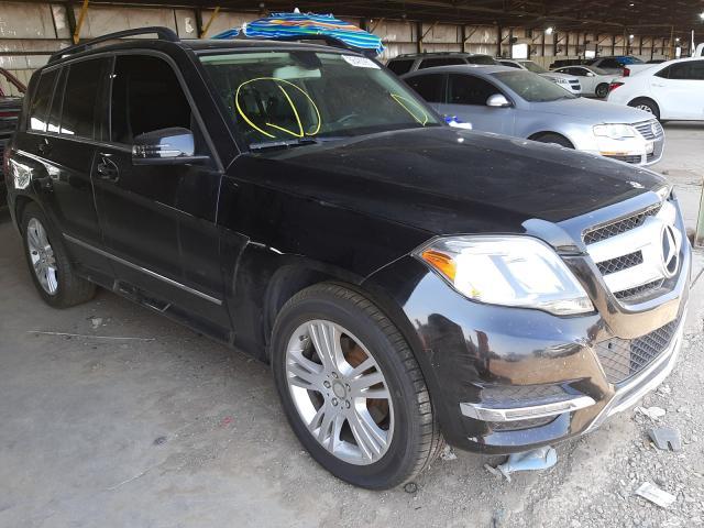 Salvage cars for sale from Copart Phoenix, AZ: 2015 Mercedes-Benz GLK 350